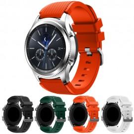 بند سیلیکونی ساعت هوشمند SAMSUNG GEAR S3