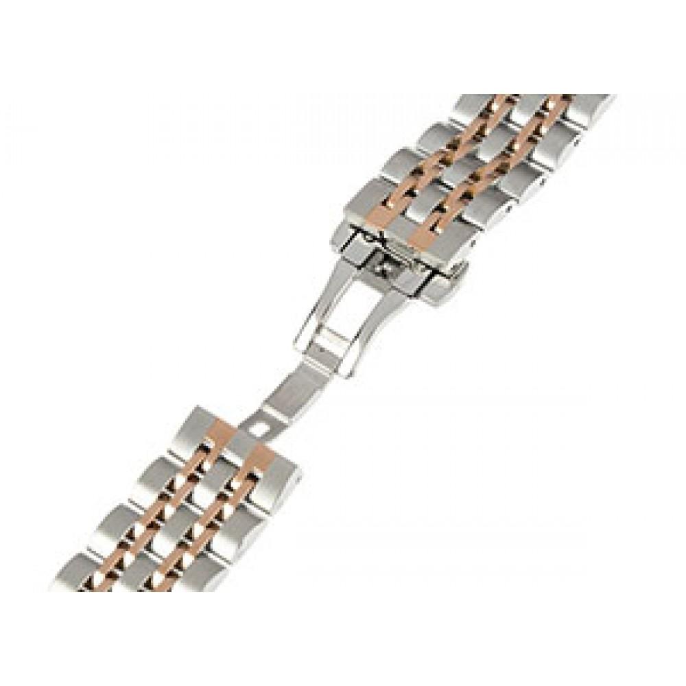 بند اپل واچ 42 میلیمتری فلزی مدل BORN RO LOVE