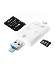 فلش مموری USB مناسب برای APPLE IPHONE/IPAD/ANDRIOD مدل IFLASH DEVICE