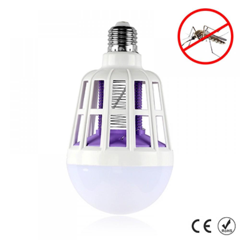 حشره کش برقی لامپی LED دار 15 وات