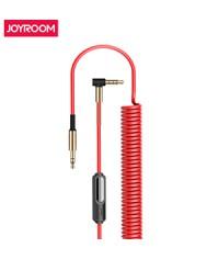 کابل AUXمیکروفون دار JOY ROOMمدل JR-S603