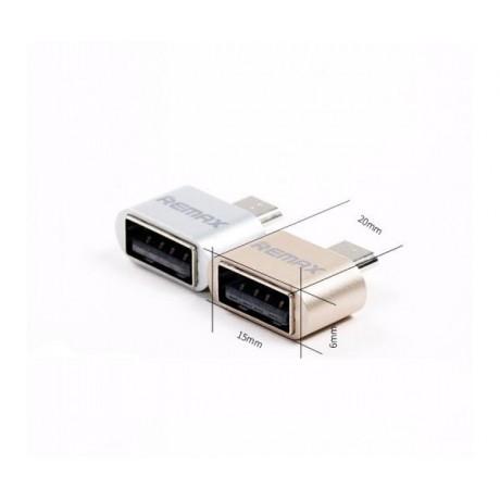 تبدیل OTG MICRO USB برند REMAX