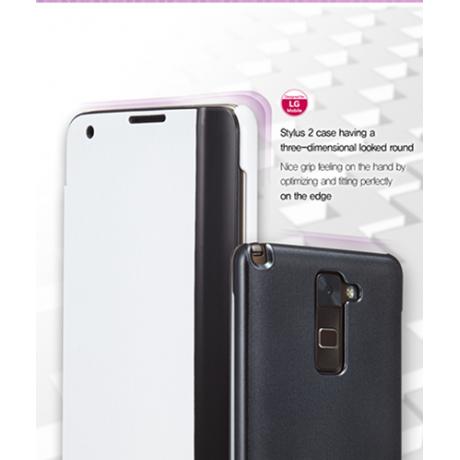 فلیپ کاور هوشمند موبایل LG STYLUS 2