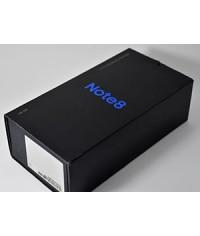 کارتن اصلی موبایل سامسونگ گلکسی نوت 8 بدون سریال نامبر /SAMSUNG GALAXY NOTE 8 ORGINAL BOX