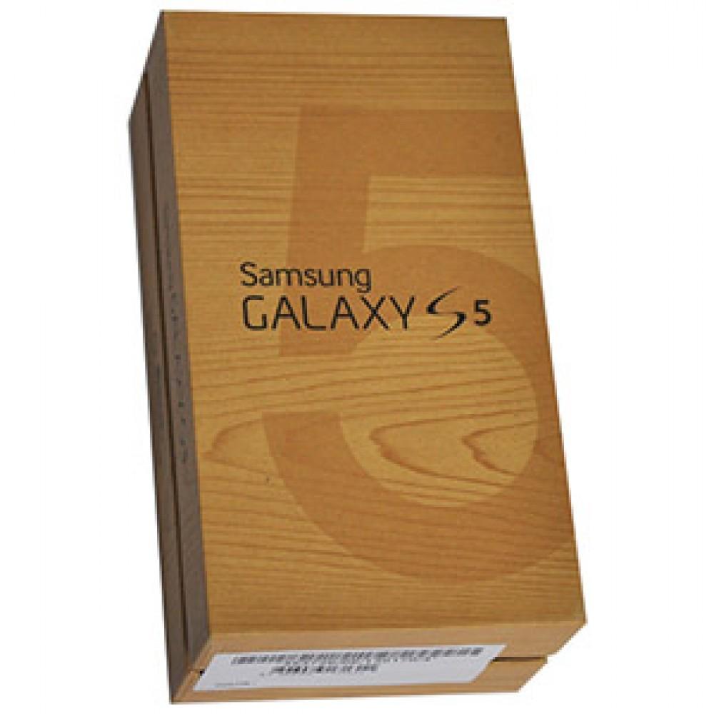 کارتن اصلی گوشی موبایل سامسونگ گلکسی S5 بدون سریال نامبر
