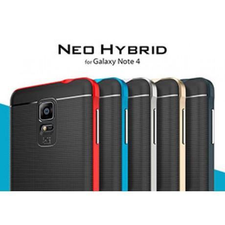 گارد ژله ای گوشی موبایل سامسونگ گلکسی NOTE 4 برند SPIGEN مدل NEO HYBRID
