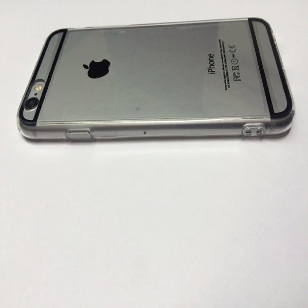 کاور ژله ای لوگو رنگی APPLE IPHONE6