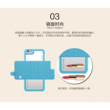 گارد محافظ اپل ایفون6 مدل rotation angel برند g-case
