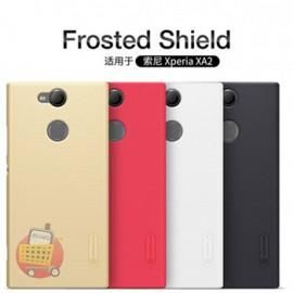 قاب محافظ گوشی موبایل سونی اکسپریا XA2 برند نیلکین مدل FROSTED SHIELD