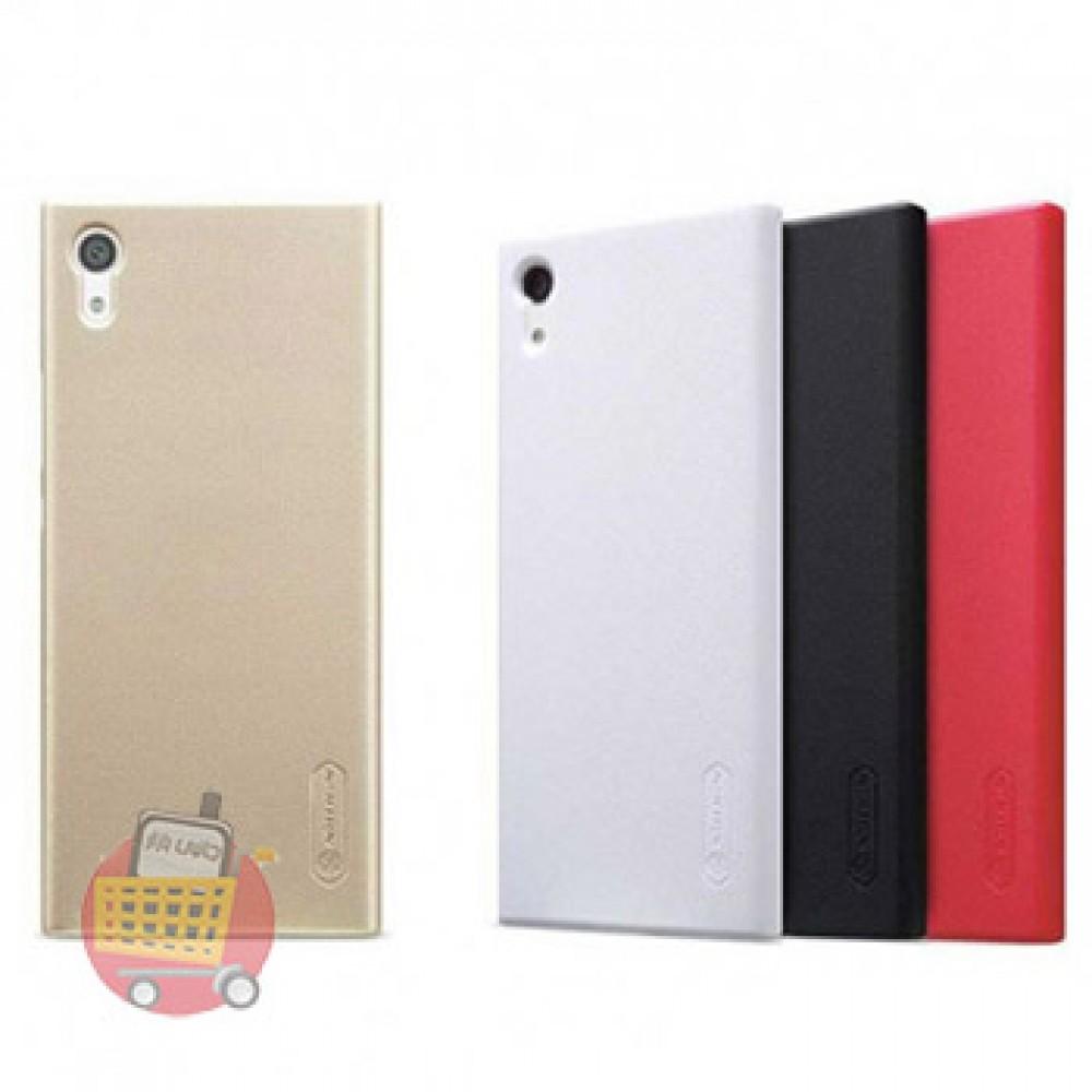 قاب محافظ گوشی موبایل سونی اکسپریا XA1 برند نیلکین مدل FROSTED SHIELD