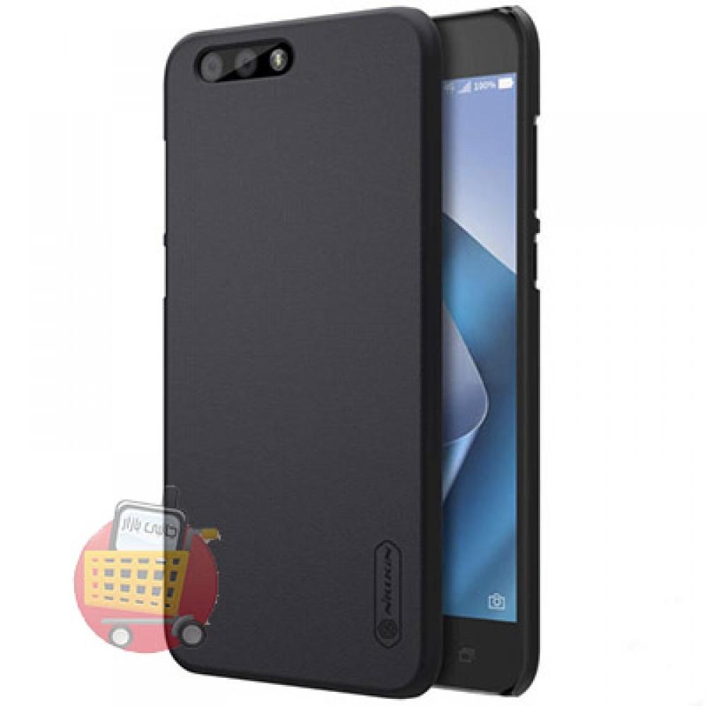 قاب محافظ گوشی موبایل ایسوس ZENFONE 4 (ZE554KL) برند نیلکین مدل FROSTED SHIELD