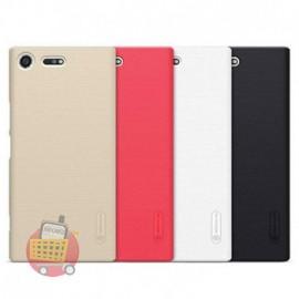 قاب محافظ گوشی موبایل سونی اکسپریا XZ PREMIUM برند نیلکین مدل FROSTED SHIELD