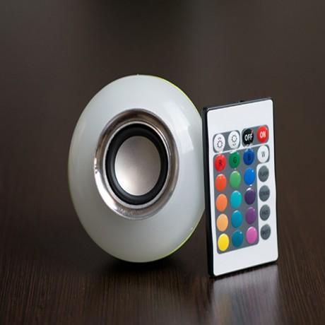 اسپیکر بلوتوث لامپ هوشمند پارتی بال