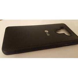 کاور محافظ  طرح چرم گوشی موبایل ال جی G6 برند LG