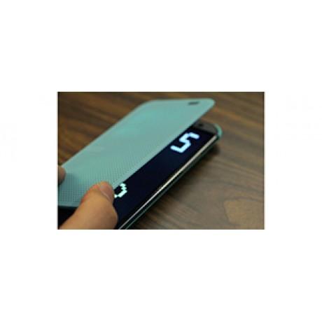کیف هوشمند موبایل HTC NEW ONE M8 DOT VIEW