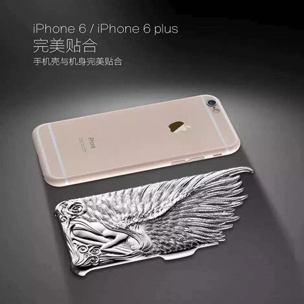 گارد خشک IPHONE6 مدل LOVE CRAZY