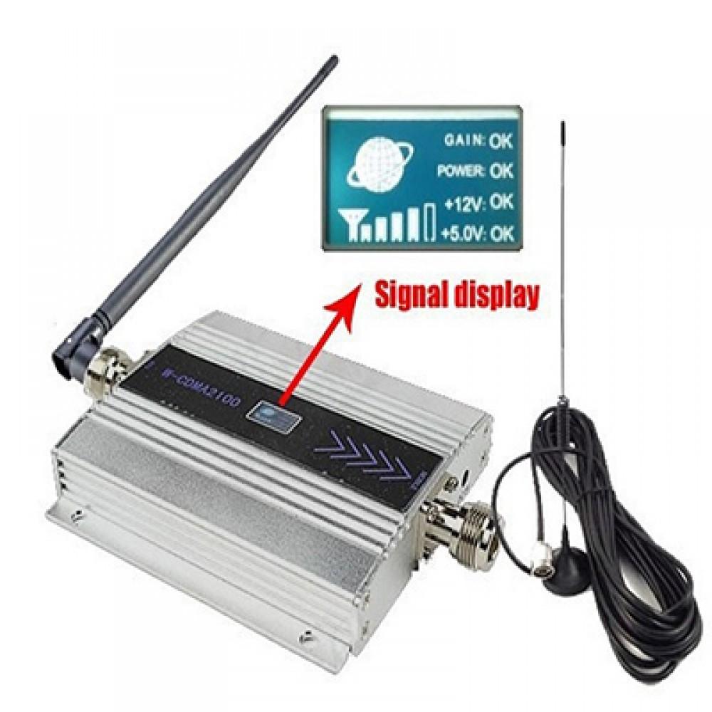 دستگاه تقویت سیگنال موبایل تک باند مینی