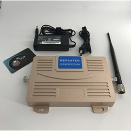 دستگاه تقویت کننده انتن دهی موبایل دوباند SIGNAL REPEATER