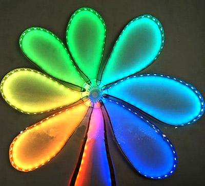 ریسه ال ای دی رنگی